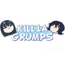 Kill la Grumps by darkclerick
