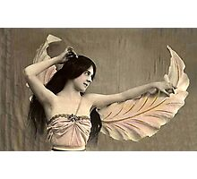 Vintage *Fairy Princess* Photographic Print