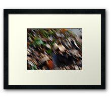 mirror you Framed Print
