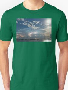 Lake Side Storm Watching T-Shirt