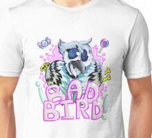 Bad Bird!!! Unisex T-Shirt