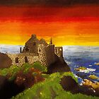 Irish Castle by melly385
