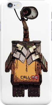 """_____""""call.me""""_____ designed for iPhone ___4+5 Case&Skin___ __iP6 I dont know?__ ;-) d.P by derP"""