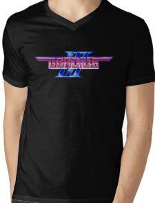 Gradius III Mens V-Neck T-Shirt