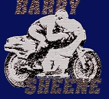 The Mighty Sheene by blob65