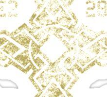 Skyrim - Football Jersey - Dawnstar Miners Sticker