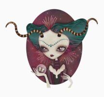 Arielle (Aries) ~ Zodiac Series by sandygrafik