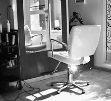 The White Chair - Argentina by Kent DuFault