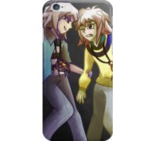 The Angel and its Devil iPhone Case/Skin
