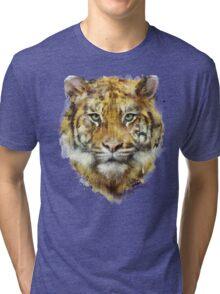 Tiger // Strength Tri-blend T-Shirt