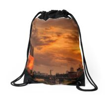 Sun Reflection, III Drawstring Bag