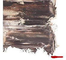 Wait  /  Oil Painting Photographic Print