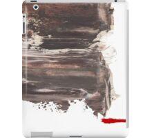 Wait  /  Oil Painting iPad Case/Skin