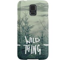 Wild Thing Samsung Galaxy Case/Skin