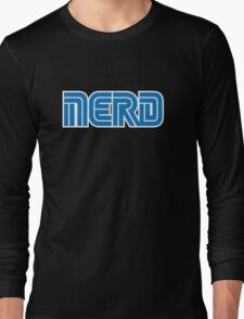 Sega Nerd Long Sleeve T-Shirt
