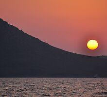 Türkiye Afterglow by DeanHart