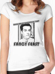 Fancy Feast Women's Fitted Scoop T-Shirt