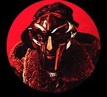 Metal Face DOOM  by MadTees