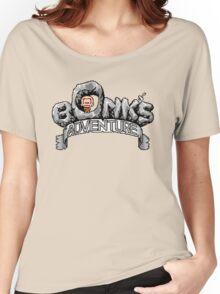 Bonk Women's Relaxed Fit T-Shirt