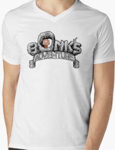 Bonk Mens V-Neck T-Shirt