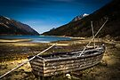 Start of the water part of the Klondike Gold Rush by Yukondick