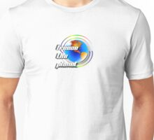 freeze the planet  Unisex T-Shirt