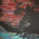 Dark Castle by inkdiz