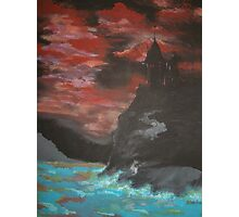 Dark Castle Photographic Print