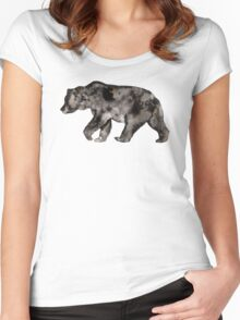 Grizzly Situation Women's Fitted Scoop T-Shirt
