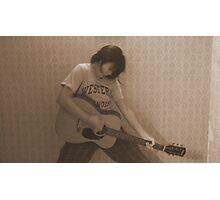 ROCK-N-ROLL Photographic Print