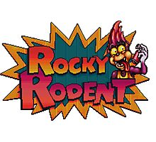Rocky Rodent Photographic Print