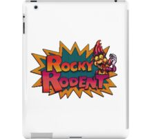 Rocky Rodent iPad Case/Skin