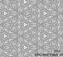 ( SITA )  ERIC WHITEMAN  ART   by eric  whiteman