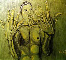The Hyde in me... by Ruben Garcia