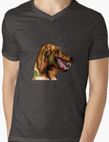 The Hound of the Baskervilles Mens V-Neck T-Shirt