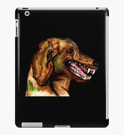 The Hound of the Baskervilles iPad Case/Skin