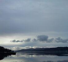 winter storm approachin from the west by Joey McLardy