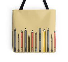 Pencils! Tote Bag