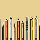 Pencils! by gpop