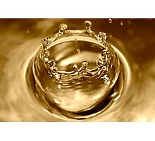 The Speia Crown Photographic Print