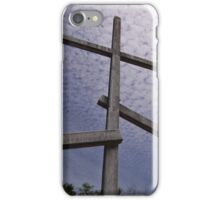 Look to the Cross iPhone Case/Skin