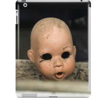 Save Me Steam Punk Doll Head iPad Case/Skin