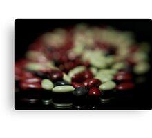 Beans II Canvas Print