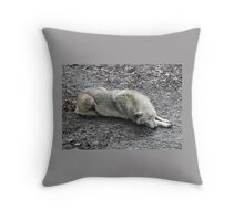I Dreamt Of You Throw Pillow