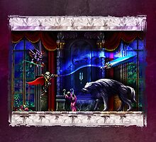Castlevania Verboten by likelikes