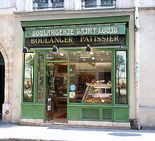 Boulangerie Saint-Louis by coffeebean