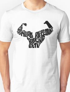 I've got 99 problems but getting ripped ain't one !!!! T-Shirt
