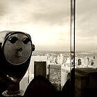 See, New York City, USA by Sabine Jacobs