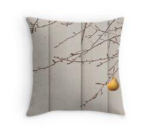 Pear X2 Throw Pillow