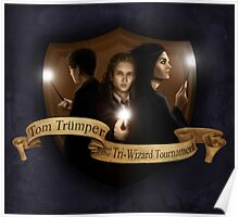 Tom Trumper and the Triwizard Tournament Poster